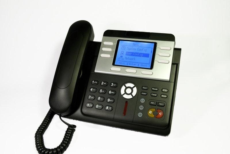 VoIP telefon ZP502