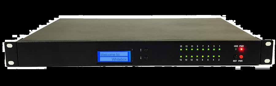 Centrala telefoniczna IP serii ZX100